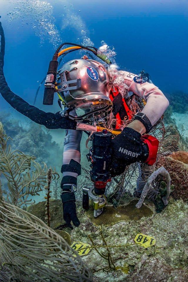 Wkrętarko-wiertarka Nemo DD 18-50 podczas Neemo NASA