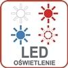 Latarka nurkowa LED