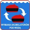 mozliwa wymiana akumulatorów pod wodą